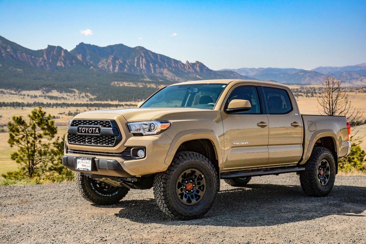 Toyota Boulder Colorado. Larry H. Miller ...