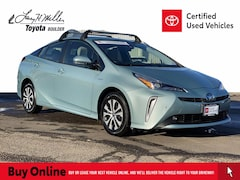 Used 2019 Toyota Prius LE AWD-e Hatchback for sale near you in Boulder, CO