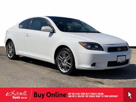 Featured Used 2008 Scion tC Base w/Spec Package Coupe for sale near you in Boulder, CO