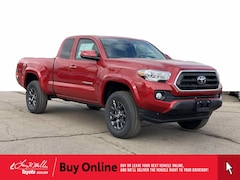 New 2021 Toyota Tacoma SR5 V6 Truck Access Cab for sale near you in Boulder, CO