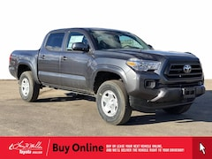 New 2021 Toyota Tacoma SR V6 Truck Double Cab for sale near you in Boulder, CO