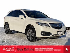 2016 Acura RDX Base w/Advance Package (A6) SUV
