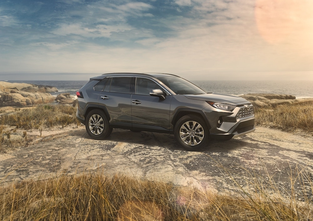 We can't wait to get the 2019 Toyota RAV4 at Larry H. Miller Toyota Boulder