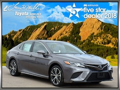 New 2019 Toyota Camry SE Sedan for sale near you in Boulder, CO