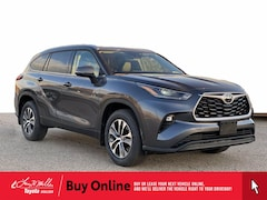 New 2021 Toyota Highlander XLE SUV for sale near you in Boulder, CO