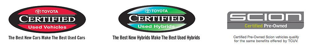 Boulder Toyota Certified Used Cars