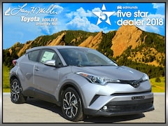 New Toyota C-HR 2019 Toyota C-HR Limited SUV for sale near you in Boulder, CO