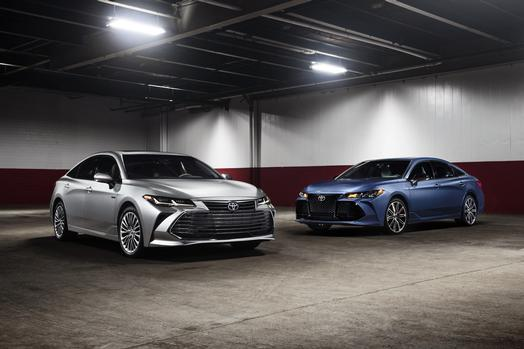 Toyota introduces the all-new 2019 Avalon.
