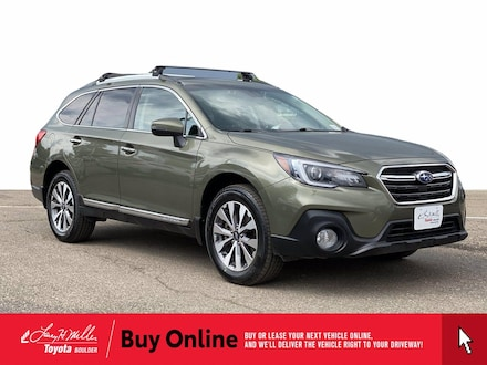 Featured Used 2019 Subaru Outback 2.5i Touring SUV for sale near you in Boulder, CO