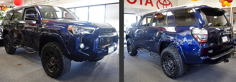 Boulder Toyota 4Runner | Larry H. Miller Toyota Boulder TRD Pro Packages