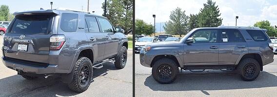 4Runner Boulder TRD Pro Package | Larry H  Miller Toyota Boulder