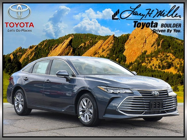 New 2019 Toyota Avalon XLE Sedan for sale in Boulder, CO