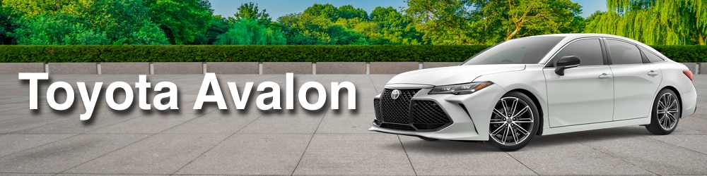 2019 Toyota Avalon Review and Comparison in Colorado Springs, CO