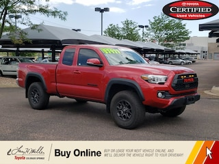 2020 Toyota Tacoma TRD Off-Road TRD Off Road Access Cab 6' Bed V6 AT