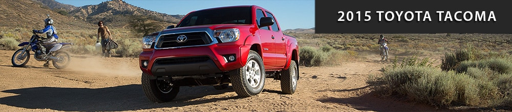 Toyota Tacoma Model Comparison
