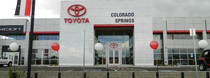 Car Dealerships In Colorado Springs Co Bad Credit Best
