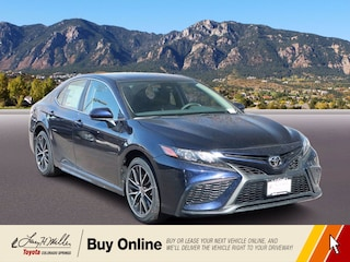 New 2021 Toyota Camry SE Sedan for sale near you in Colorado Springs, CO
