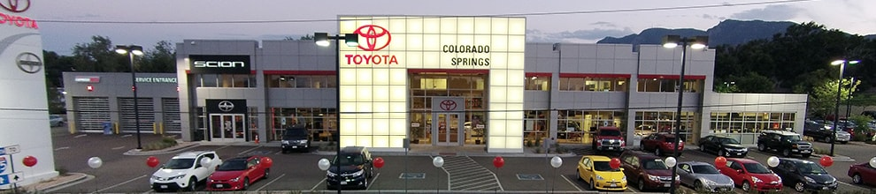 Colorado Springs Toyota >> Auto Repair Colorado Springs Service And Coupons