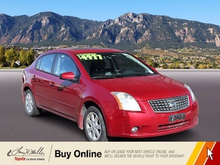 Used 2009 Nissan Sentra 2.0 S I4 CVT 2.0 S *Ltd Avail* for sale near you in Colorado Springs, CO