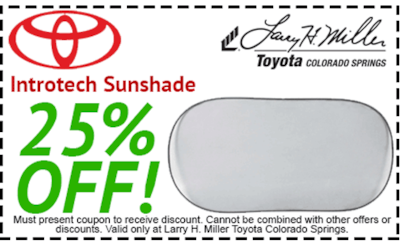 Introtech Sunshade Special