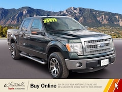 Used 2014 Ford F-150 XLT for sale near you in Colorado Springs, CO