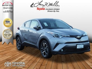New Toyota C-HR  2019 Toyota C-HR Limited SUV for sale near you in Colorado Springs, CO
