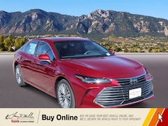New 2021 Toyota Avalon Limited Sedan for sale near you in Colorado Springs, CO
