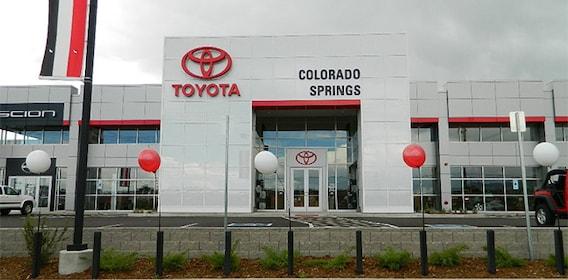 Larry H Miller Toyota Colorado Springs >> Larry H Miller Toyota Colorado Springs Serving Castle Rock