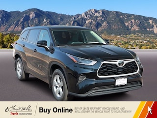 New 2021 Toyota Highlander L SUV for sale near you in Colorado Springs, CO