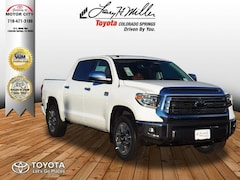 New 2019 Toyota Tundra 1794 5.7L V8 Truck CrewMax Colorado Springs