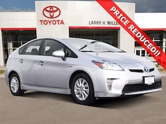 Bargain 2012 Toyota Prius Plug-In Advanced Hatchback for sale near you in Murray, UT