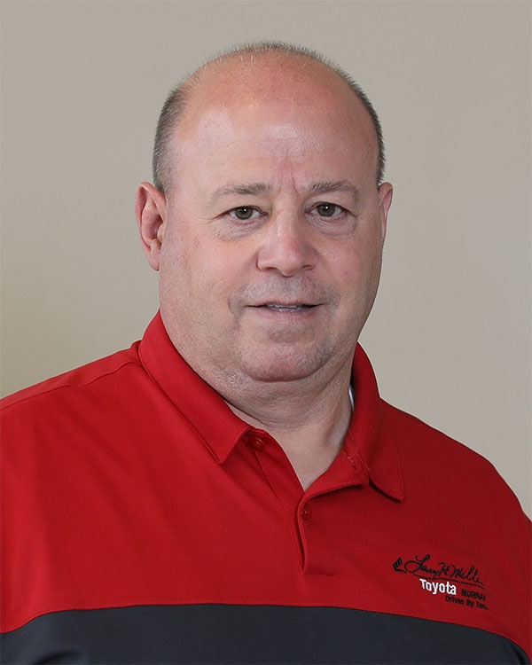 Richard Prospero Sales Manager