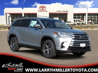 New 2019 Toyota Highlander LE SUV for sale near you in Murray, UT