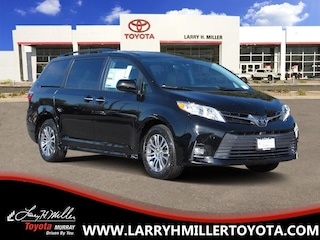 New 2019 Toyota Sienna XLE Van for sale near you in Murray, UT