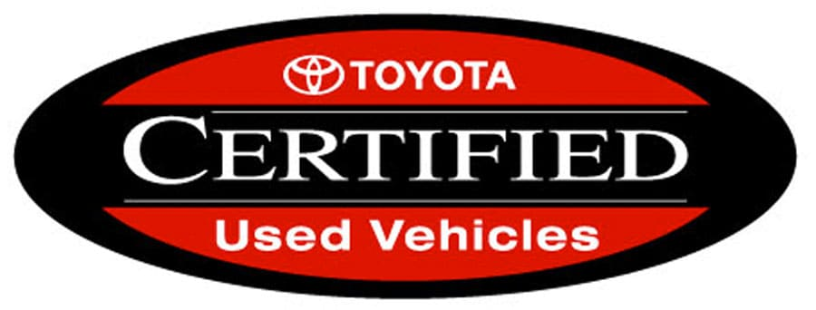 Certified Used Toyota >> Toyota Certified Used Vehicles In Spokane Certified Pre Owned
