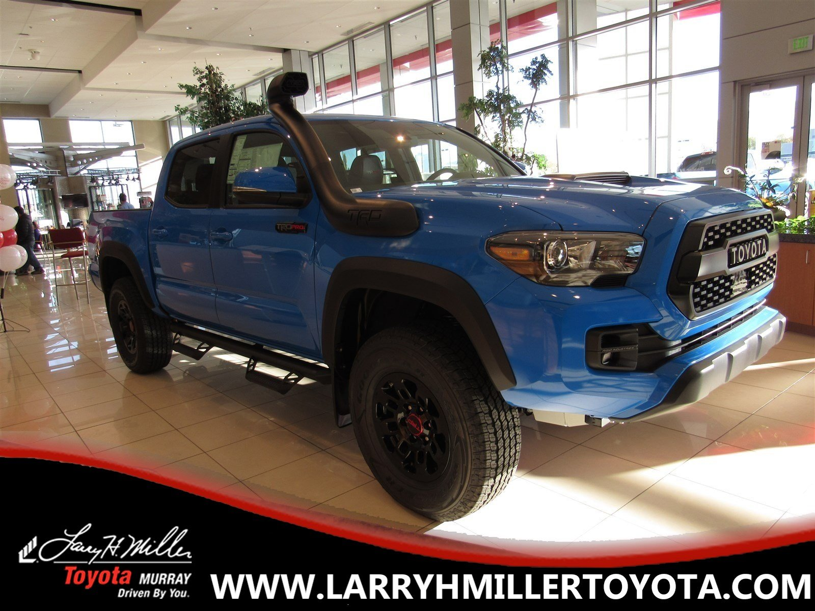 New Toyota Special 2019 Toyota Tacoma TRD Pro Truck Double Cab available in Murray, UT