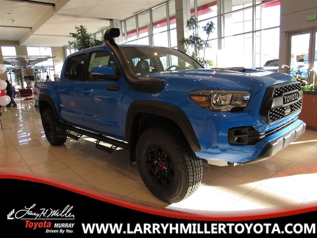 New Toyota 2019 Toyota Tacoma TRD Pro Truck Double Cab for sale in Murray, UT