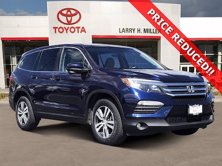 Pre-owned Vehicle Special 2016 Honda Pilot EX-L AWD SUV for sale in Murray, UT