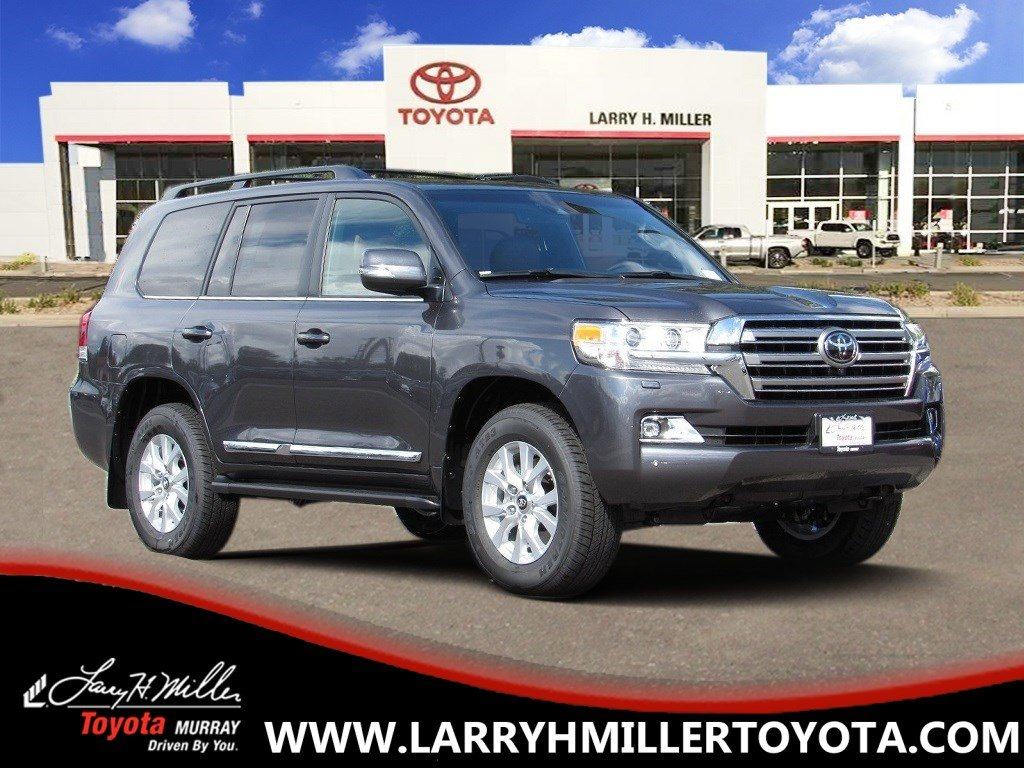 New Toyota Special 2019 Toyota Land Cruiser V8 SUV available in Murray, UT