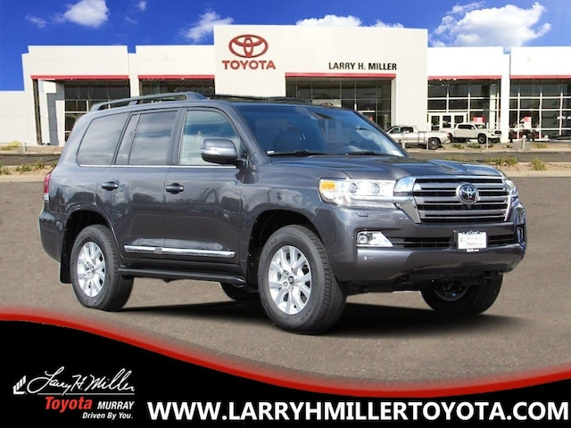 New 2019 Toyota Land Cruiser For Sale | Murray UT | Call 877