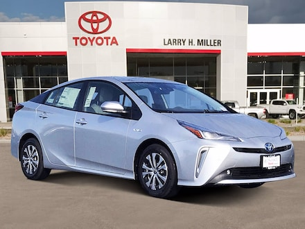 New Toyota Special 2021 Toyota Prius LE Hatchback available in Murray, UT