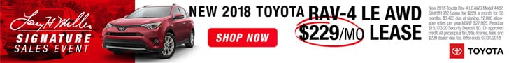 Signature Sales Event at Larry H. Miller Toyota Murray