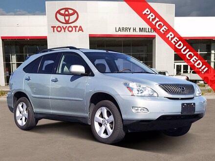 Pre-owned Vehicle Special 2006 LEXUS RX 330 Base SUV for sale in Murray, UT
