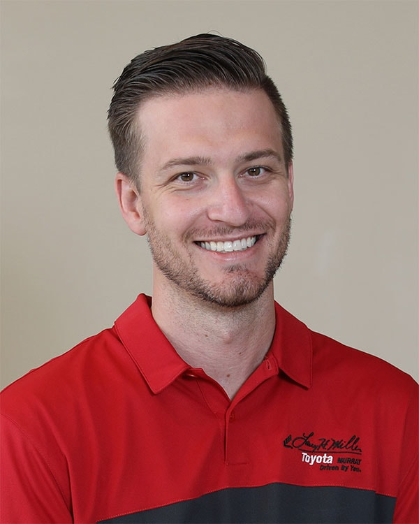 Levi Johnson Service Manager