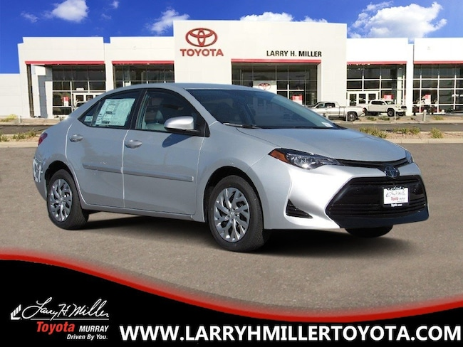 New Toyota 2019 Toyota Corolla LE Sedan for sale in Murray, UT