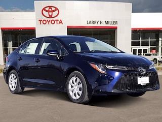New 2021 Toyota Corolla LE Sedan for sale near you in Murray, UT