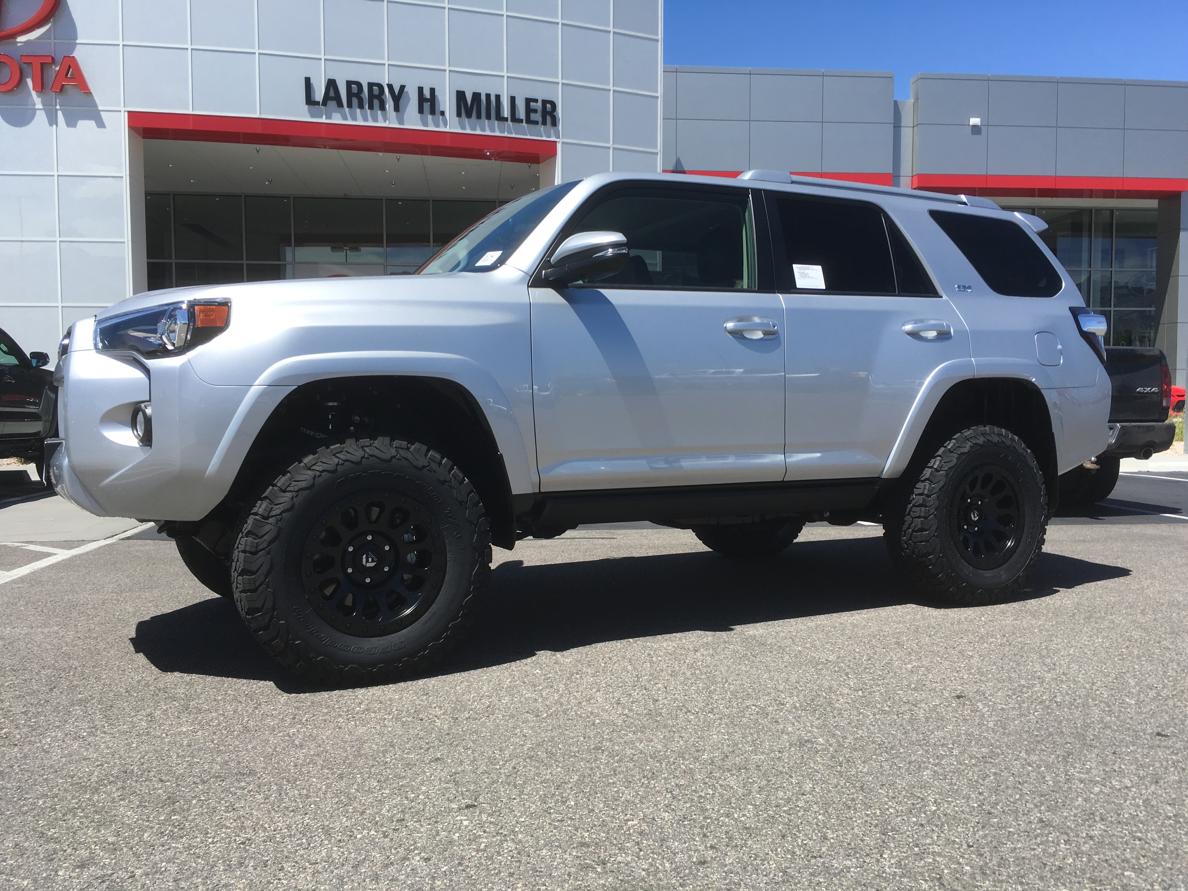 Customize Your Vehicle at Larry H Miller Toyota Murray
