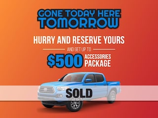 New 2021 Toyota Tacoma SR V6 Truck Access Cab for sale near you in Murray, UT