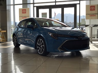 New 2021 Toyota Corolla Hatchback XSE Hatchback for sale near you in Murray, UT