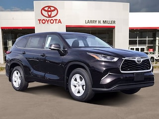 New 2021 Toyota Highlander L SUV for sale near you in Murray, UT
